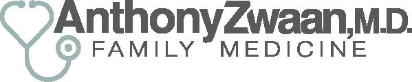 Anthony C. Zwaan, M.D. Family Medicine